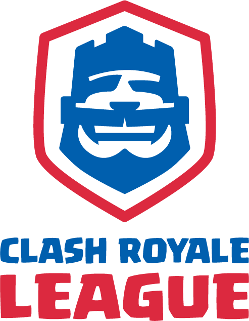 Clash Royale League logo on top